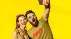 La felicidad ficticia de las parejas en redes