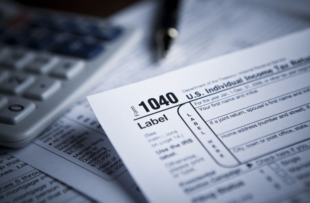 What Taxpayers Should Know About The New Form 1040 Aol Finance