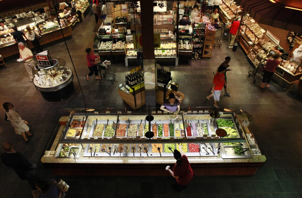 Popular U S  supermarket, Wegmans, to open its first store in