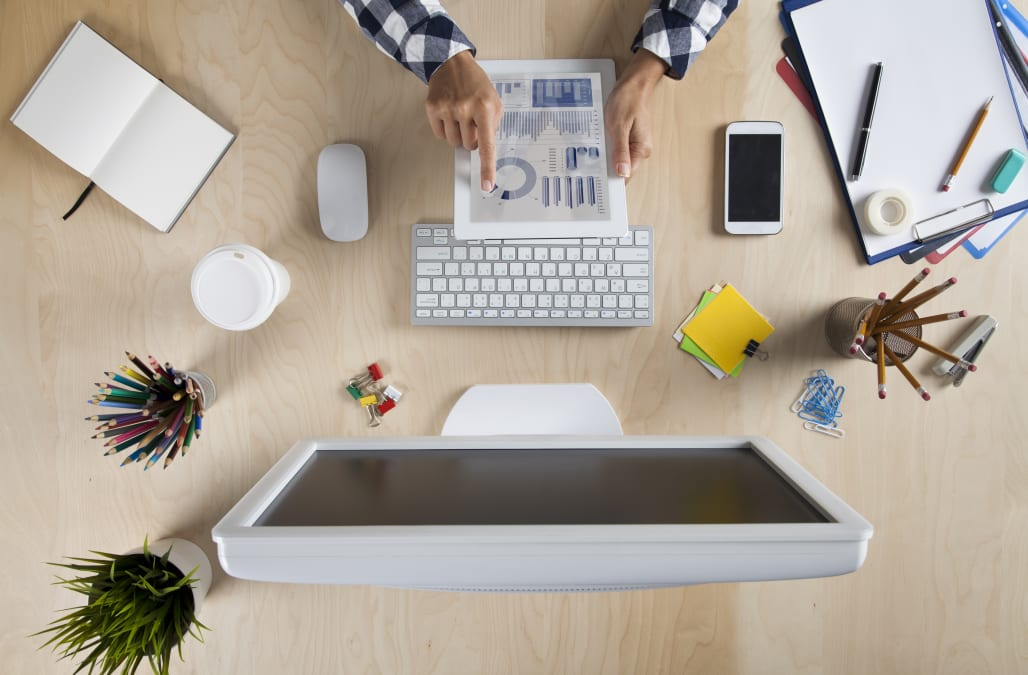 easy money simple workspace hack can drastically boost creativity