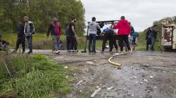 Le campement de migrants de Grande-Synthe de nouveau