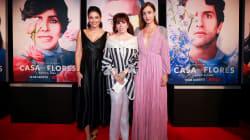 Los miedos de Verónica Castro ante el estreno de 'La Casa de las
