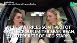 Ces deux actrices de «Game of Thrones» ont pris un tic sur le