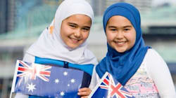 It's Advance Australia Fair, Not