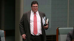 Rebel MP George Christensen Resigns As Nationals' Chief