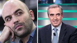 Saviano contro Gasparri: