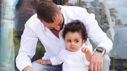 Karim Benzema fête le 1er anniversaire de son fils avec une photo