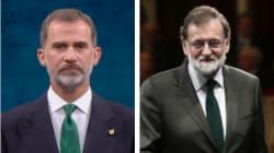 El mensaje de las corbatas verdes de Felipe VI y Mariano Rajoy en los Premios Princesa de Asturias