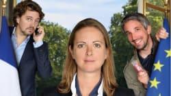 Charline Vanhoenacker et Alex Vizorek commenteront France-Belgique sur France