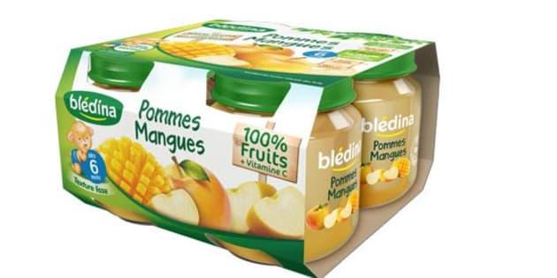 Blédina rappelle des pots pour bébé impropres à la consommation
