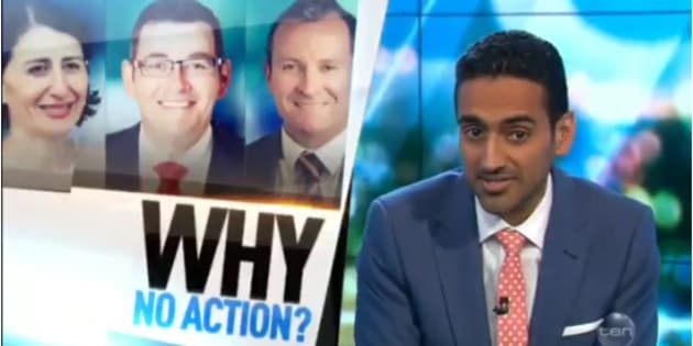 Waleed Aly wants you to mount pressure on state Premiers for a national ban on plastic bags.