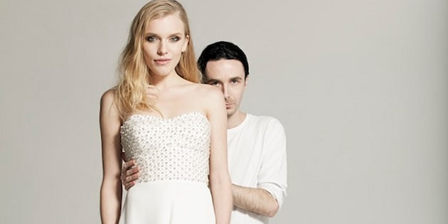 In October, Jones will show at New York Bridal Fashion Week.