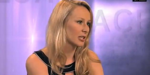 Marion Maréchal explique pourquoi elle a abandonné le nom Le Pen.