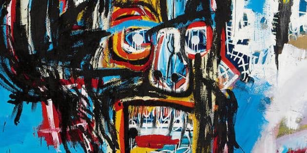 Basquiat Untitled exposé au Seattle Art Museum: un record mondial et un pic historique sur les réseaux sociaux