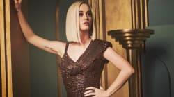 Ce que Katy Perry ne montre pas sur cette