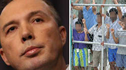 PNG Police Pick Holes In Peter Dutton's Claims About Manus