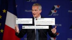 Ces tweets que les ministres de droite devraient