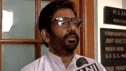 Air India Cancels Shiv Sena MP Ravindra Gaikwad's Flight Ticket Yet