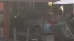 Conductor mata a niña de 13 años y deja otros heridos al estrellar su auto en una