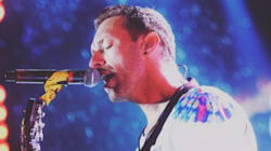 L'emozionante omaggio dei Coldplay al cantante dei Linkin Park, Chester