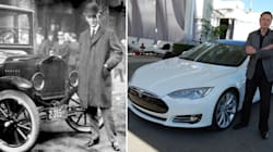 Tesla sort son Model 3: Elon Musk est-il un clone d'Henry