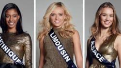 Découvrez les 30 prétendantes à Miss France