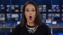Viral ABC News Blooper Presenter Defends Her Silence About On-Air