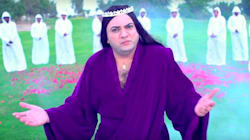 Cringe Pop King Taher Shah Has A Valentine's Day 'Gift' For His