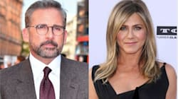 Steve Carell Books First TV Gig Since 'The Office' On New Jennifer Aniston