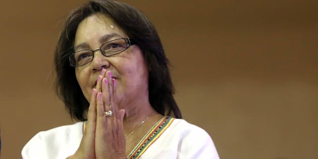 Patricia de Lille was fired by the DA on Tuesday.