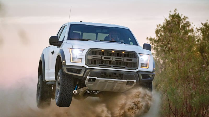 The 2017 Ford F 150 Raptor Is Most Anticipated New Truck Of Coming Year Sorry Honda Ridgeline We Know It Has At Least 450 Horsepower With