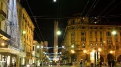 Se amate Lucio Dalla, non potete perdervi Bologna illuminata con le sue frasi per