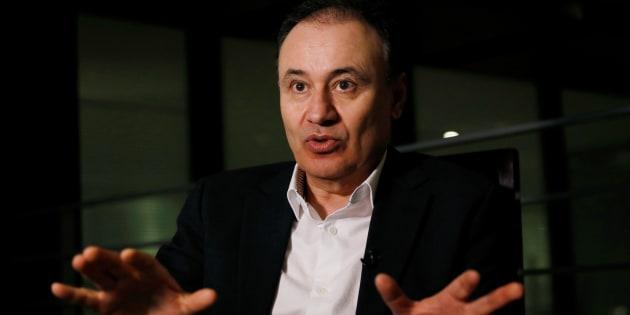 Alfonso Durazo será el próximo titular de la Secretaría de Seguridad Pública.