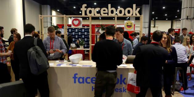 Conférence CPAC: Facebook retire son stand de tir virtuel après une polémique.