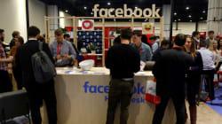 Facebook retire son stand de tir virtuel polémique de la conférence des conservateurs