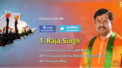 BJP MLA Raja Singh Repeats Communal Threat, Says He's Ready To 'Kill Or Die' For Ram
