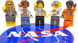 LEGO rinde homenaje a las científicas de 'Hidden