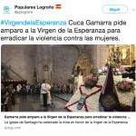 La firme respuesta de Andrea Ropero (La Sexta Noche) a este tuit del PP de