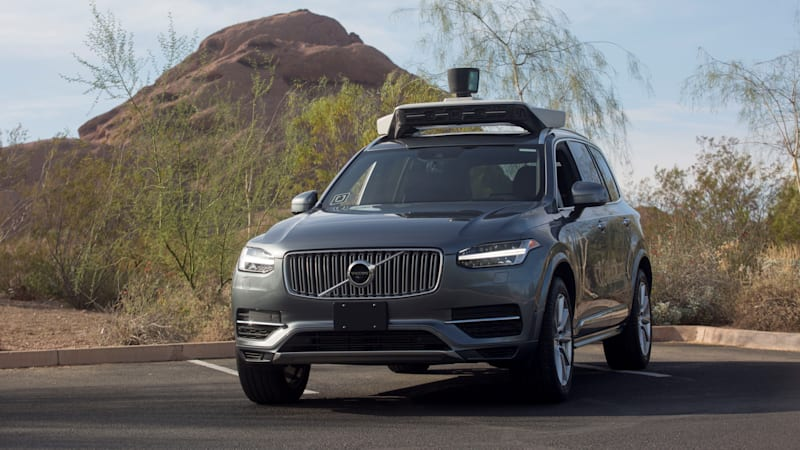 photo image Volvo pushes self-driving Drive Me program back by four years
