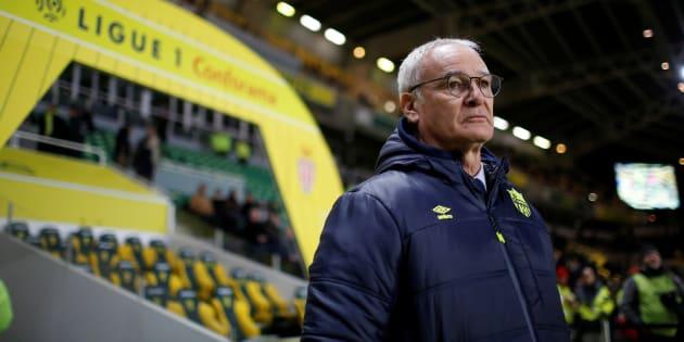 Ranieri revient sur son expulsion — FC Nantes