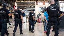 Quatre touristes américaines aspergées d'acide à la gare de Marseille, la piste psychiatrique