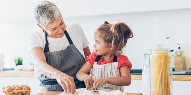 Pour plus d'un Français sur deux, les grands-parents doivent suivre l'éducation mise en place par les parents