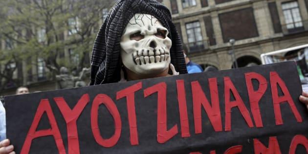 El caso de los 43 estudiantes es uno de los episodios más cuestionados del gobierno de Peña Nieto.