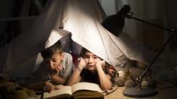 BLOG - Pourquoi les enfants ont besoin d'histoires qui font