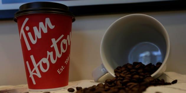 Tim Hortons souhaite ouvrir 1500 restaurants en Chine d'ici 10 ans.