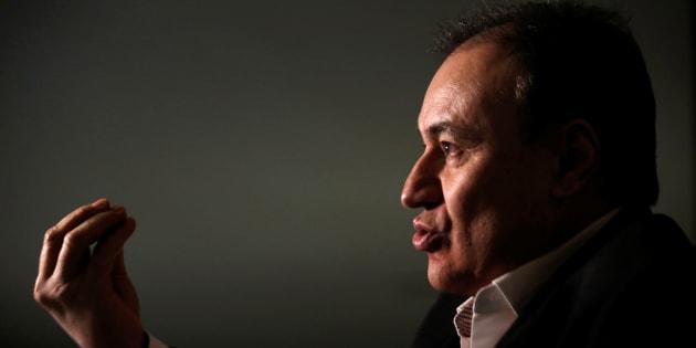 Alfonso Durazo, futuro secretario de Seguridad Pública.