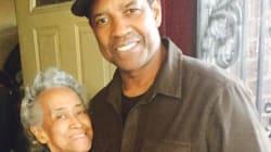 Cette grand-mère ne s'attendait pas à recevoir Denzel Washington chez