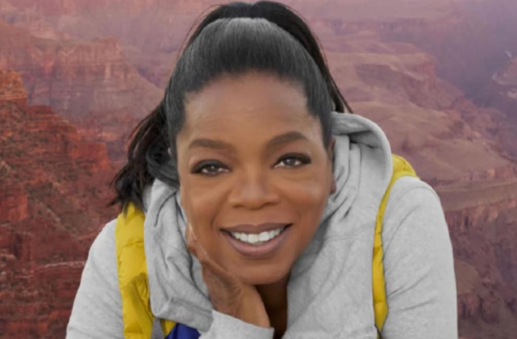 cdf5b159 EXCLUSIVE: Gayle King dishes on Oprah Winfrey's 'year of adventure' and  hiking the Grand Canyon