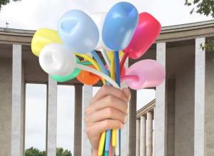 Le cadeau (encombrant) de Koons à la ville de Paris a le soutien total du  gouvernement efacc1e907c