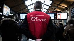 Le taux de grévistes à la SNCF n'a jamais été aussi bas (mais il y a une bonne